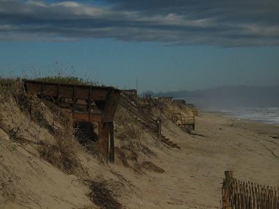 Beach Desolation